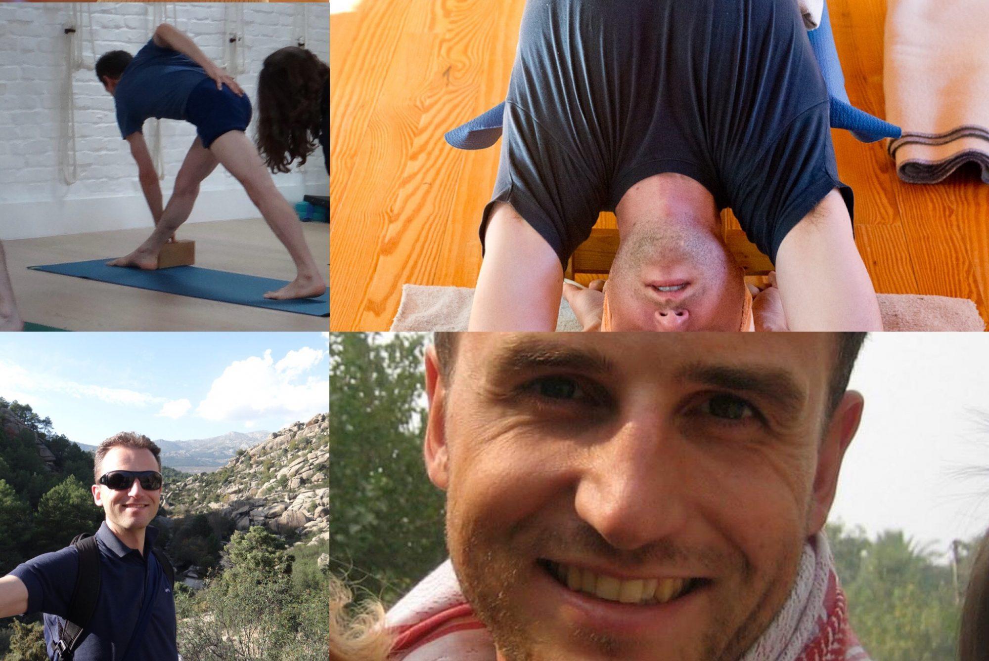 Yoga with Guy